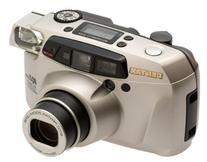 Pentax IQ Zoom 160 QD Date 35mm Camera