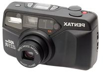 Pentax IQ Zoom EZY-R 35mm Zoom Camera