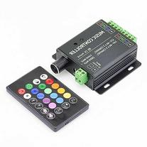 Ledwholesalers Ir Music Controller for RGB Color Changing