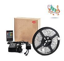 Vinus Waterproof 5050 300-LEDs Flexible Color Changing Strip