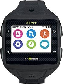 Timex IRONMAN One GPS+ Black/Gray: Timex GPS Watches