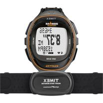 Timex Ironman Run Trainer GPS with Heart Rate -Black/Orange
