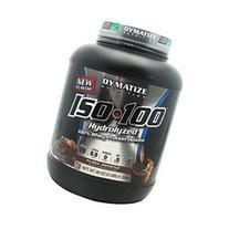 Dymatize ISO 100 Whey Protein Powder Isolate, Fudge Brownie