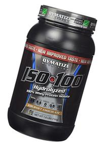Dymatize ISO 100 Whey Protein Powder Isolate, Gourmet