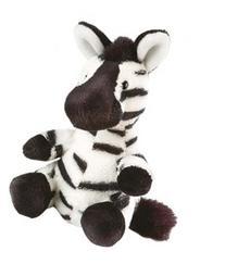 Itsy Bitsy 3 inch Zebra