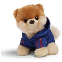 Gund Itty Bitty Boo in Jogging Suit Plush Dog