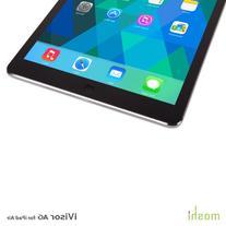 Moshi iVisor AG Anti Glare Black Screen Protector For iPad