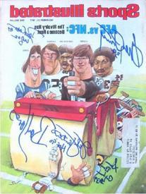 Jack Lambert, Dave Casper, Sam Bam Cunningham, Greg Pruitt