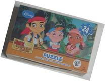 Jake and the Never Land Pirates 24 Piece Puzzle by Disney