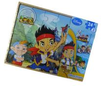 Jake And The Neverland Pirates 3 Wood Puzzles and Wood