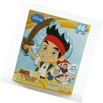 Jake And The Neverland Pirates Jumbo Floor Puzzle