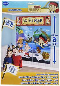 Disney Junior Jake and the Neverland Pirates Scene Setter