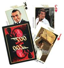 James Bond Collectibles Poker Playing Cards - Collection # 1