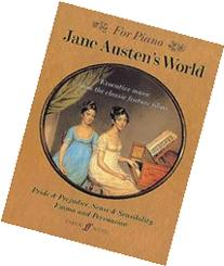 Jane Austen's World - Piano - Intermediate