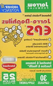 Jarro-Dophilus EPS, 25 Billion Cells Per Capsule, Supports Immune and Intestinal Health, 30 Veggie Capsules
