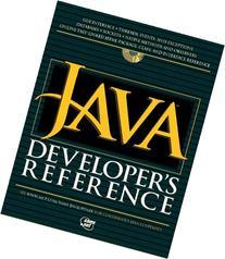 Java Professional Developer's Reference