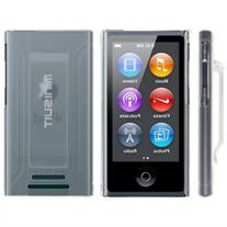 Minisuit Jazz Carrying Case for iPod - Clear - Polycarbonate