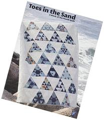 Jaybird Quilts JBQ130 Toes in The sand Block of The Month