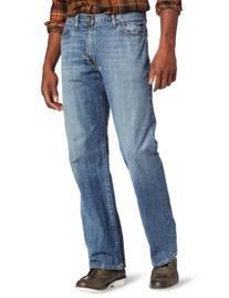 Lucky Brand Men's 181 Relaxed Straight Leg Jean In Light