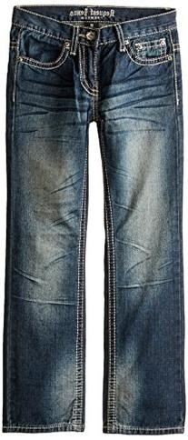 Request Jeans Big Boys' Charles, Ethan, 8