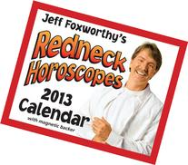 Jeff Foxworthy's Redneck Horoscopes 2013 Mini Day-to-Day