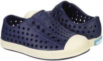 Native Jefferson Slip-On Sneaker,Regatta Blue,9 M US Toddler