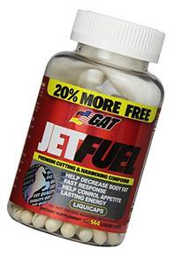 GAT Jetfuel Premium Cutting & Thermogenic Compound Dietary