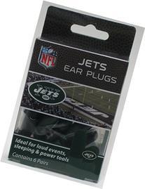 Jets Earplugs 6 Pair 3 Pack