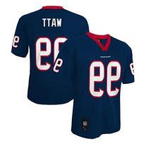 NFL Youth Boys 8-20 MID-TIER JERSEY -TMC WATT J TEXANS DP