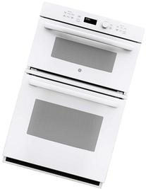 "JK3800DHWW 27"" Electric Electric Oven/Microwave Combo with 1"