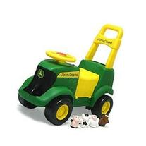 John Deere Sit and Scoot Activity Tractor