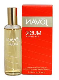 Jovan Musk For Women By Coty Cologne Concentrate Spray 3.25