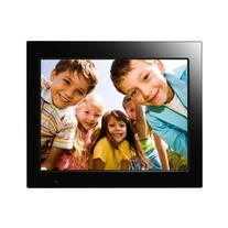 FileMate Joy Series 15-Inch Digital Photo Frame with Alarm