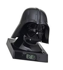 Joy Toy - Star Wars Projecting Alarm Clock with Sound Darth