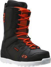 thirtytwo Men's JP Walker Light Snowboard Boot,Black,9 D US