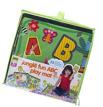 ALEX Jr. Jungle Fun ABC Play Mat
