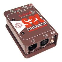 Radial Engineering JS2 Passive Microphone Splitter Direct