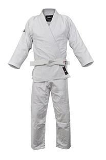 Fuji Judo Uniform, White, 4
