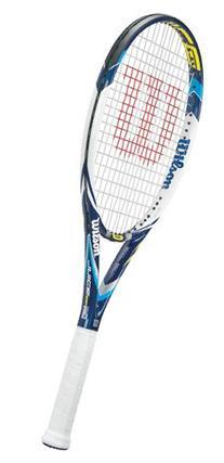 Wilson Juice 100S Spin Effect Tennis Racquet, 4.25
