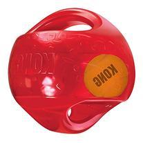 KONG Jumbler Ball Toy, Medium/Large, Color may vary