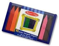 Jumbo Triangular Crayon