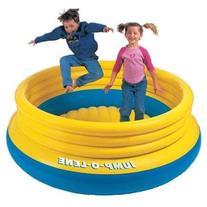 "Intex Jump-O-Lene Inflatable Bouncer, 80"" x 27"", for Ages 3-"