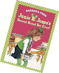 Junie B. Jones's Second Boxed Set Ever