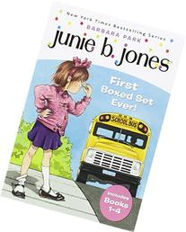 Junie B. Jones's First Boxed Set Ever