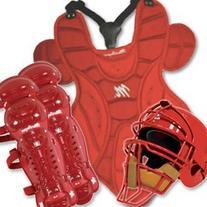 MacGregor Junior Catcher's Gear Pack  - Royal