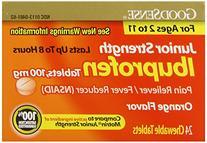 GoodSense Junior Strength Ibuprofen Pain Reliever/Fever