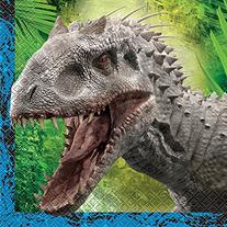 Jurassic World Party Napkins, 16ct