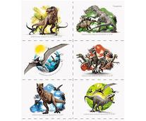 Jurassic World Tattoos, 24ct