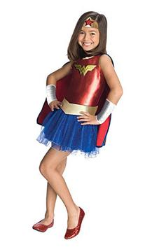 Justice League Child's Wonder Woman Tutu Dress - Small