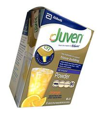 Juven Therapeutic Nutrition Powder, Orange, 8 Packets, .85